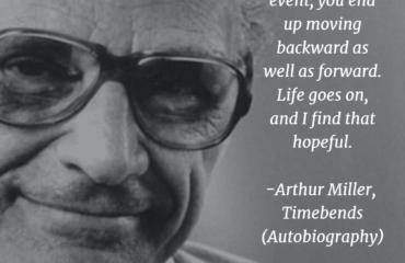 Birthday of Arthur Miller
